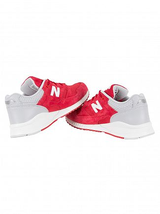 New Balance Red/Grey 530 Trainers