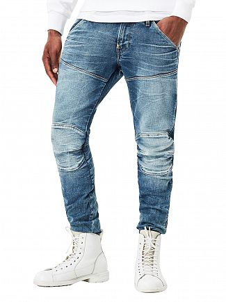 G-Star Medium Aged 5620 3D Super Slim Jeans