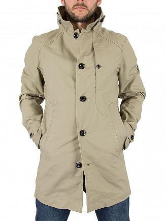 G-Star Dune Garber Trench Coat