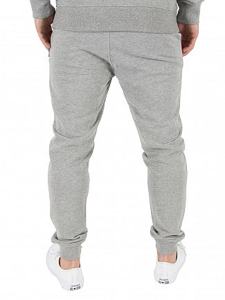Jack & Jones Light Grey Melange Original Mills Logo Joggers