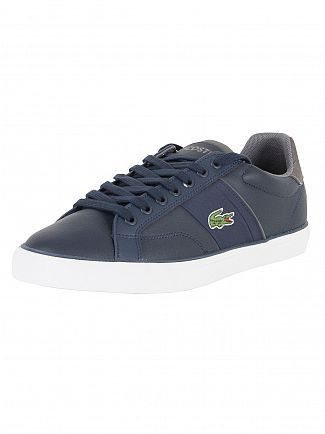 Lacoste Navy Fairlead 317 2 CAM Trainers