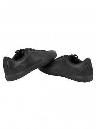 Lacoste Black/Black Lerond 317 1 CAM Trainers
