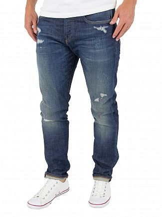Scotch & Soda Ride Out Ralston Slim Fit Jeans