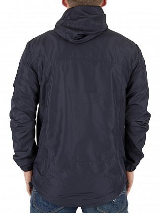 Superdry Darkest Navy Pacific Surf Cagoule Jacket