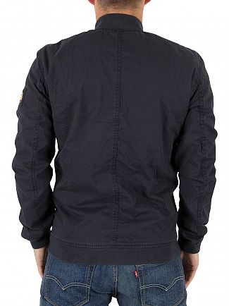 Superdry Midnight Rookie Duty Bomber Jacket