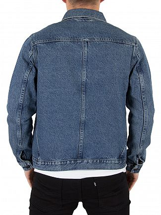 Levi's Muscle Line 8 Trucker Jacket