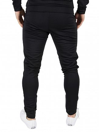 Kings Will Dream Black Blaker Logo Joggers