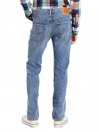 Levi's Crosby 501 Original Fit Jeans