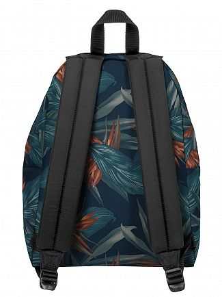 Eastpak Orange Brize Padded Pak'R Logo Backpack