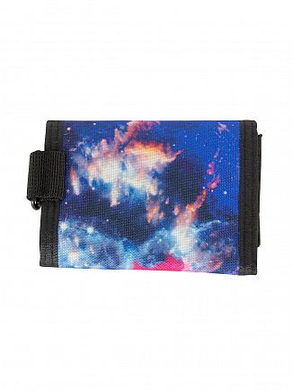 Hype Multi Bristol Space Trifold Logo Wallet