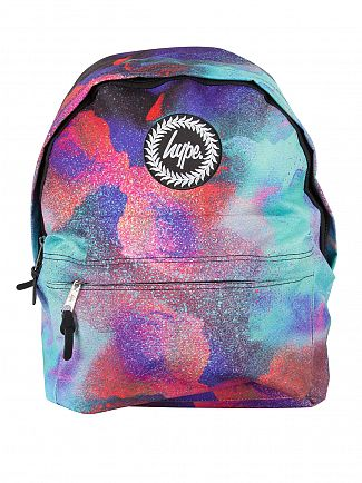 Hype Multi Paints Logo Backpack