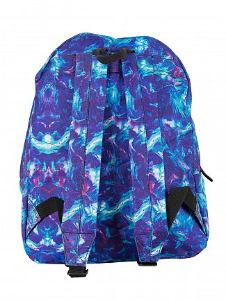 Hype Blue Thunder Logo Backpack