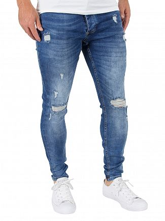Kings Will Dream Mid Wash Rummer Hipster Jeans