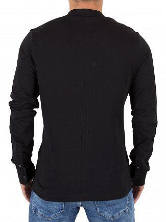 Religion Black Ormont Logo Shirt