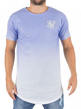 Sik Silk Belair Skin Faded Logo T-shirt