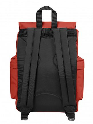 Eastpak Terracotta Red Austin Logo Backpack