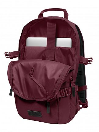 Eastpak Mono Wine Floid Logo Backpack