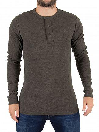 G-Star Asfalt Core Granddad Longsleeved T-shirt