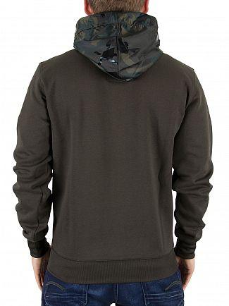 G-Star Asfalt Core Logo Zip Hoodie