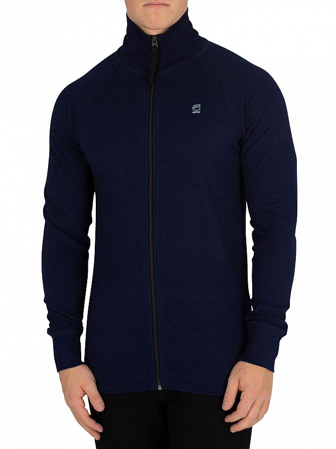 G-Star Dark Aged Jirgi Zip Jacket