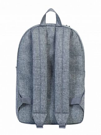 Herschel Supply Co Raven Crosshatch Classic Logo Backpack