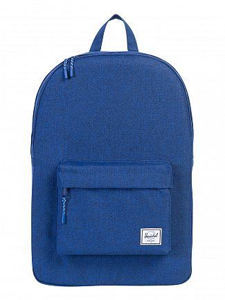 Herschel Supply Co Eclipse Crosshatch Classic Logo Backpack
