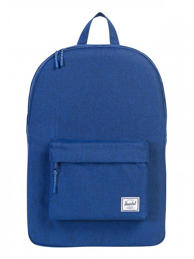 Herschel Supply Co Eclipse Crosshatch Classic Logo Backpack