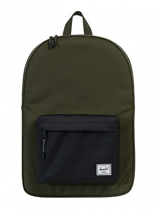 Herschel Supply Co Forest/Black Classic Logo Backpack