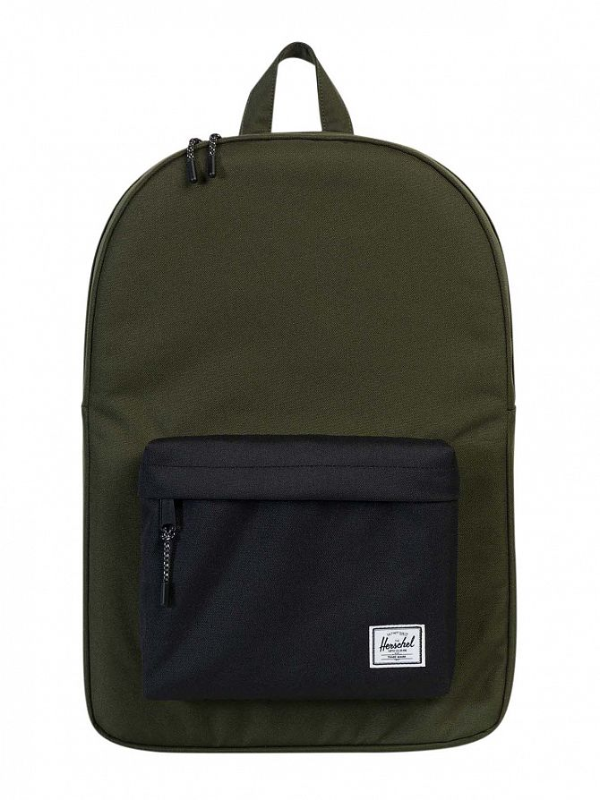 Herschel Supply Co Forest/Black Classic Logo Backpack