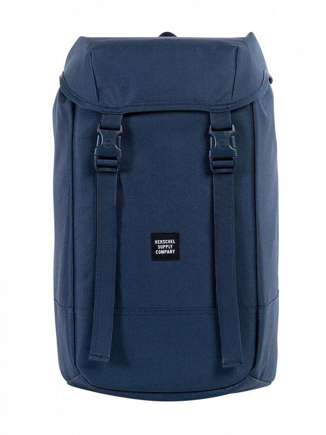 Herschel Supply Co Navy Iona Logo Backpack