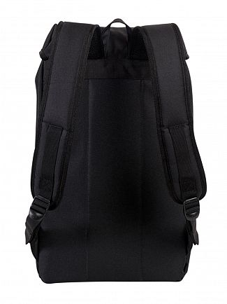 Herschel Supply Co Black Iona Logo Backpack