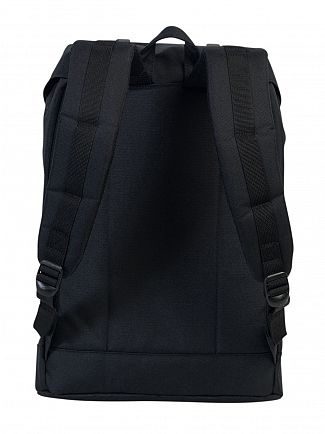 Herschel Supply Co Dark Shadow/Black Retreat Straps Backpack