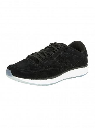 Saucony Black Freedom Runner Trainers