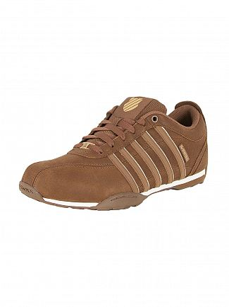 K-Swiss Partridge/Egret Arvee 1.5 Trainers