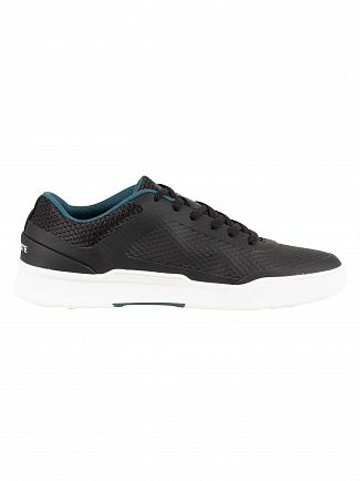 Lacoste Black/Dark Green Explorateur Sport 317 5 CAM Trainers