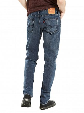 Levi's Blue Wash 511 Slim Fit Pixies Jeans