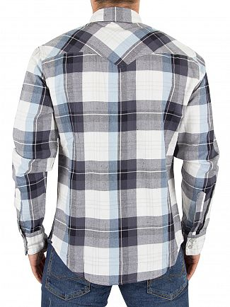 Levi's Night Watch Barstow Western Check Shirt