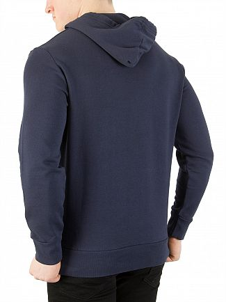 Levi's Navy Graphic Pullover Hoodie