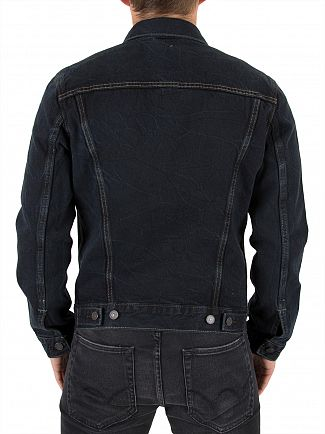 Levi's Midnight Carbon Trucker Jacket