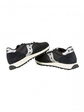 Saucony Black/White Jazz Original Vintage Trainers