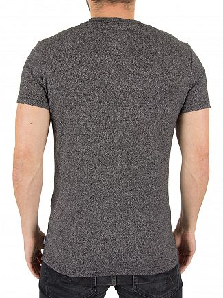 Superdry Char Black Grit Vintage Authentic Tonal T-Shirt