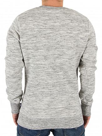 Superdry Side Walk Grey/Space Dye Vintage Logo Sweatshirt