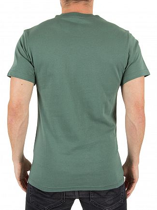 Vans Dark Forest Classic Logo T-Shirt