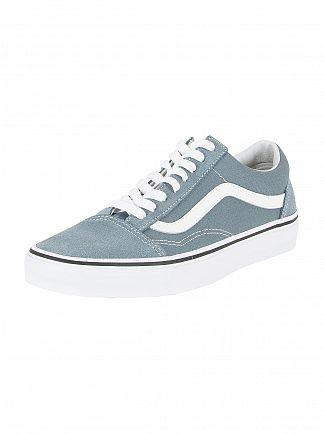 Vans Goblin Blue/True White Old Skool Trainers