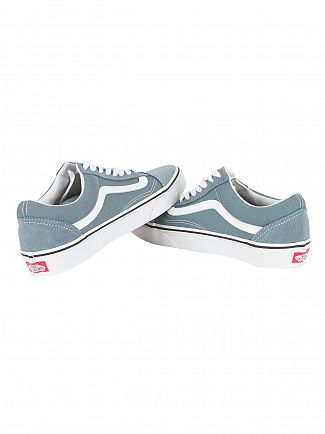 Vans Goblin Blue/True White Old Skool Trainers