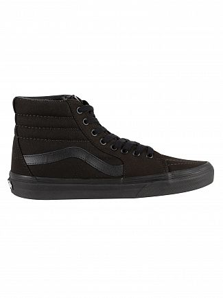 Vans Black/Black/Black SK8-HI Trainers
