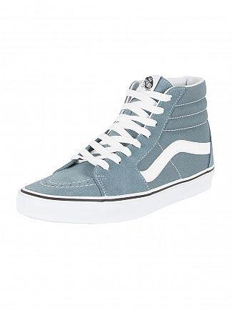 Vans Goblin Blue/True White SK8-HI Trainers