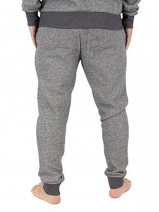 Emporio Armani Grey Marled Pyjama Bottoms