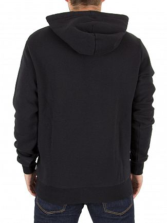 Converse Black Chuck Taylor Patch Pullover Hoodie