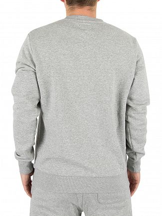 Converse Grey Heather Core Chest Logo Sweatshirt